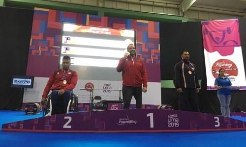Se clausuró Mundial de Para Powerlifting que se realizó en la Videna