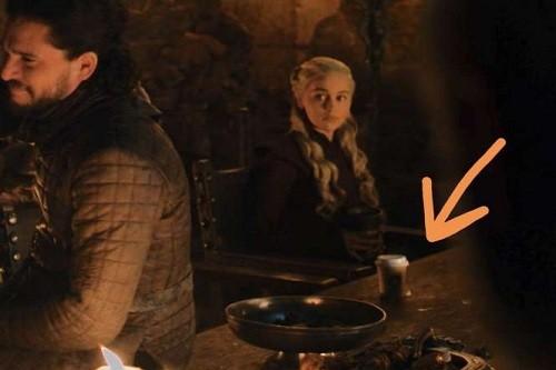 HBO quitó silenciosamente la taza de café que se coló de Game of Thrones