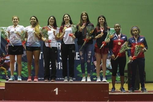Perú logra 8 medallas en el Future Series de Badminton