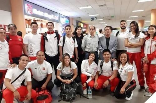 Karatecas peruanos rumbo a Turquía para el Karate 1 Serie A