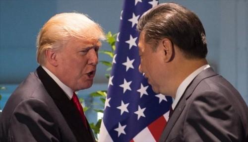 China acusa a Estados Unidos de 'comportamiento de intimidación'