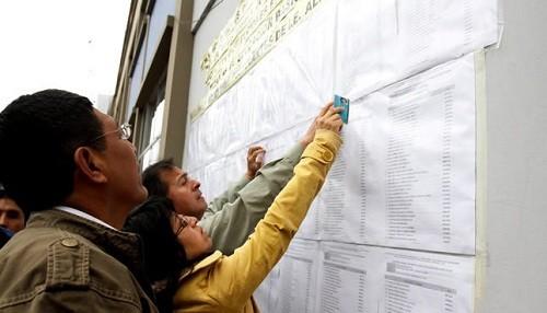 Se anuncia convocatoria de concurso para ascenso en la Carrera Pública Magisterial