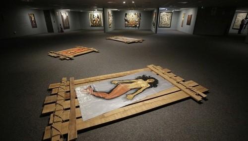 Ministerio de Cultura y Petroperú presentan exposición del artista plástico Gino Ceccarelli