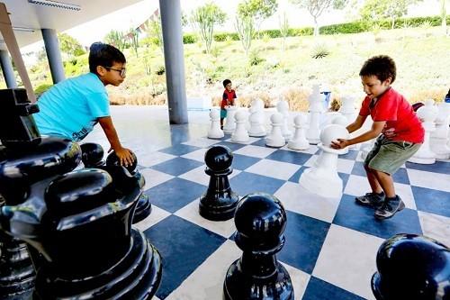 Celebra el Día Internacional Del Juego en los Clubes Zonales