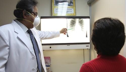 Menos del 15% de personas con resistencia al tratamiento para tuberculosis son candidatas a una operación