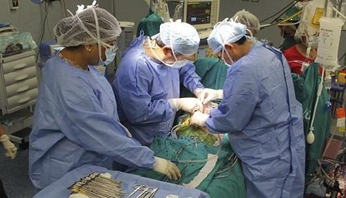 Diez trasplantes de órganos se realizaron en el país en un solo día
