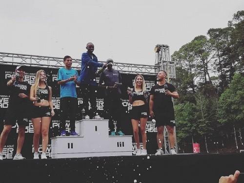 Cristhian Pacheco consigue medalla de plata en media maratón de Cobán