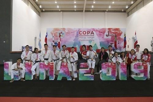Perú en la cima de la Copa Panamericana Junior De Judo