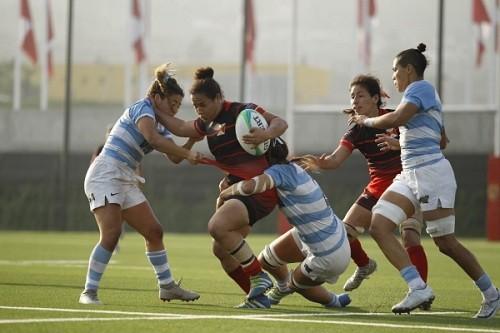 Selección Femenina de Rugby 7, cuarto lugar en Sudamerica