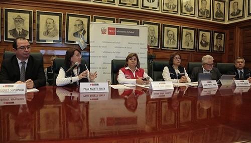 Equipo técnico del Minsa viaja a Piura por casos de Guillain Barré