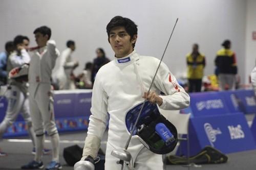 Perú suma cuarta medalla en Sudamericano de Esgrima