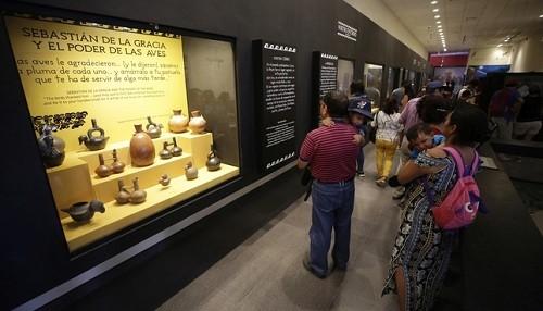 Museos Abiertos registró más de 18 mil visitas en la sexta edición de 2019