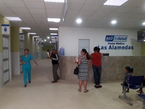 EsSalud toma acciones ante alerta sanitaria por el síndrome de Guillain – Barré