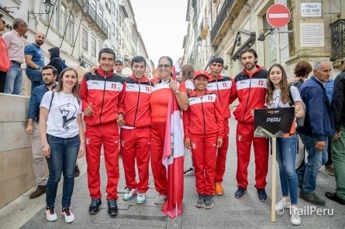 Equipo peruano de Trail se ubicó sexto en el Trail World Championship - Trilhos Dos Albutres