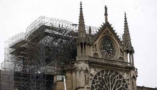 Los niveles de plomo cerca de Notre Dame aún pueden ser peligrosamente altos