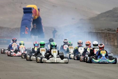 Se corrió la segunda fecha del campeonato de Kartismo