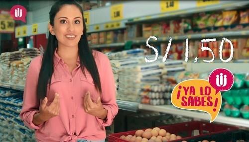 '¡Ya lo sabes!' Indecopi: El redondeo de precios siempre debe realizarse a favor del consumidor en pagos en efectivo