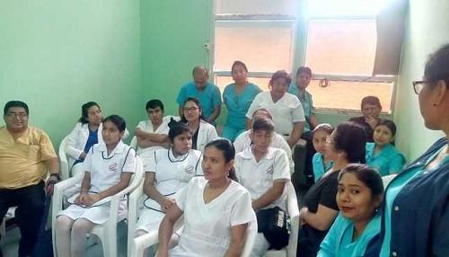 Más de mil establecimientos de salud se capacitan sobre el Síndrome Guillaín-Barré a través de telemedicina