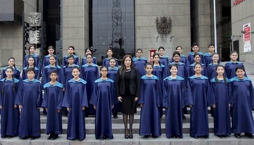 Coro Nacional de Niños del Perú ofrecerá concierto gratuito en la estación La Cultura del Metro de Lima este viernes