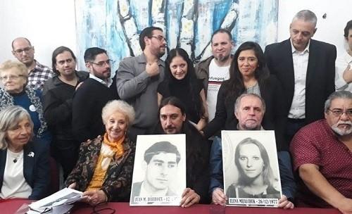 Argentina: organización de derechos identifica a hijo de disidentes desaparecidos