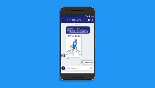 Google pronto ofrecerá funciones RCS directamente a los teléfonos Android