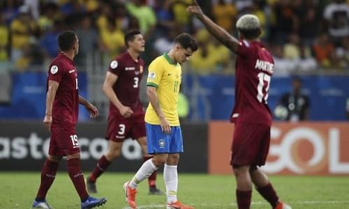 Copa América 2019: Brasil fue abucheado en casa después del empate 0-0 contra Venezuela
