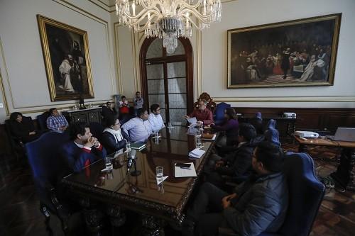 Municipalidad de Lima convocó a autoridades distritales para dialogar sobre evaluación de peajes