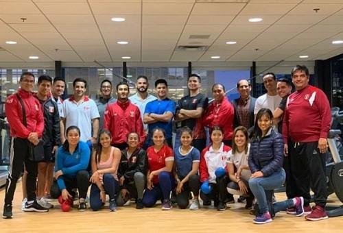 Karatecas Nacionales listos para debutar en el 1 – Serie A de Montreal