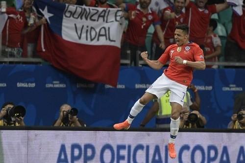 Copa América 2019: Chile avanzó a cuartos de final al derrotar a Ecuador por 2-1