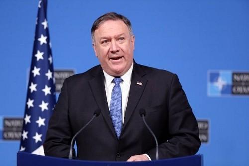 Pompeo llega a Arabia Saudita en busca de una 'coalición global' sobre Irán