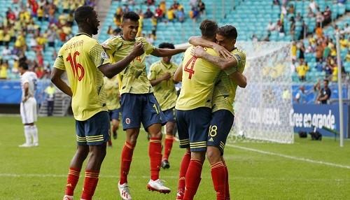Copa América 2019: Colombia derrotó a Paraguay y pasa a cuartos de final