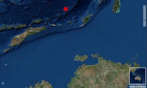 Gran terremoto en Indonesia de 7.3 se sintió en el norte de Australia