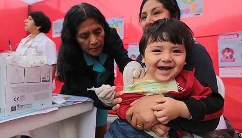 Minsa vacunará contra la influenza a cerca de seis millones de personas