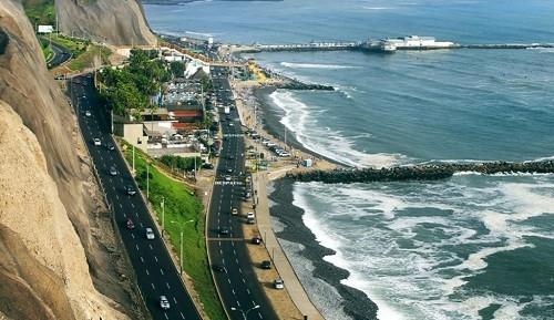 Municipalidad de Lima informó sobre la restricción nocturna en la Costa Verde
