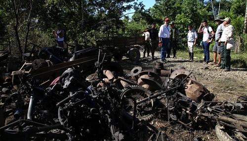 Minam implementará gestión adecuada de residuos sólidos y reforestación de Reserva Nacional Tambopata