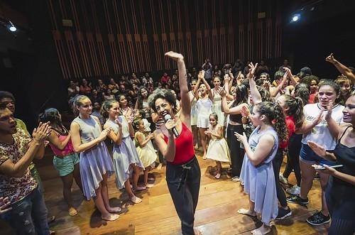 Fin de fiesta del mes de la Cultura Afroperuana
