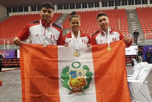 Federación Peruana de Gimnasia eligió a 17 deportistas para Lima 2019