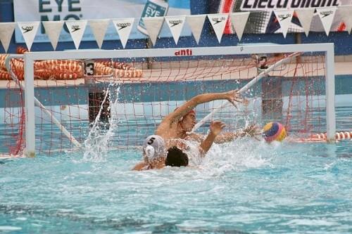 Campeonato Nacional Sub 15 de Waterpolo en Campo De Marte