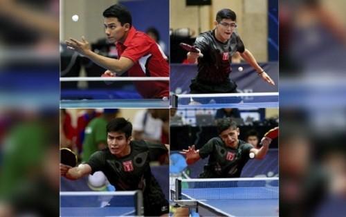 Tenis de Mesa: Perú clasifica al Mundial Juvenil de Tailandia