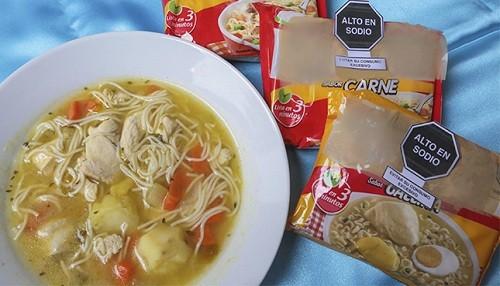 Minsa advierte que excesivo consumo de sopas instantáneas puede causar daños a la salud