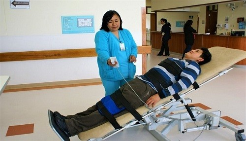 Instituto de Rehabilitación registra incremento de pacientes con lesiones medulares