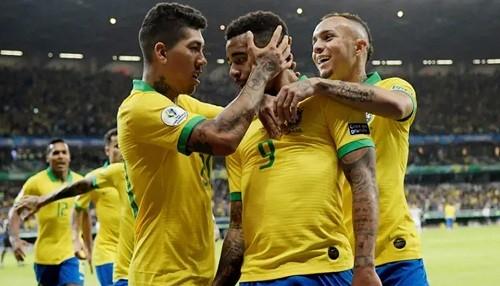 Copa América 2019: Brasil derrotó a su rival Argentina 2-0 para llegar a la final