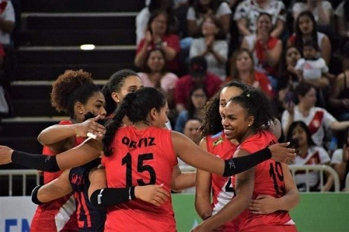 Se inicia la Copa Panamericana de Voleibol en Trujillo y Chiclayo