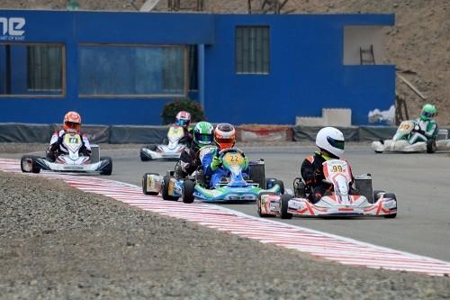 La 3ra fecha del campeonato de kartismo este domingo en Santa Rosa
