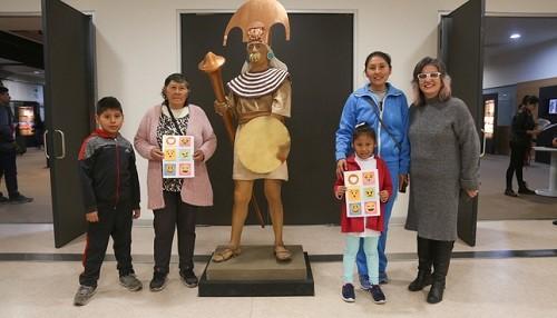Ministra de Cultura encabezó actividades por séptima edición de Museos Abiertos - MUA