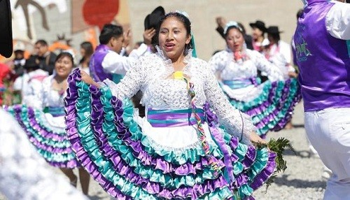 Ministerio de Cultura declara como Patrimonio Cultural de la Nación al Carnaval de Tarata en Tacna