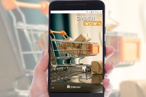El Indecopi lanza guía interactiva con útiles recomendaciones para realizar compras seguras durante el Cyber Wow