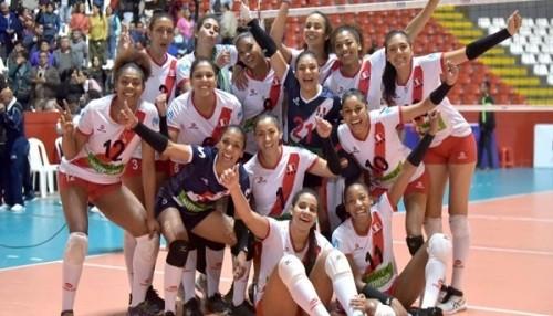 Voleibol peruano suma su segundo triunfo en la Copa Panamericana