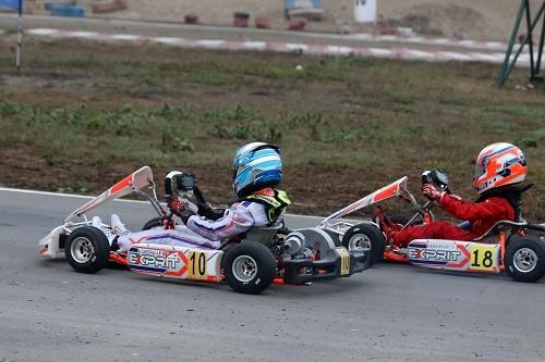 El campeonato de kartismo IAME Series Perú llegó a mitad de temporada