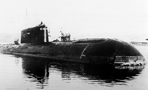 Niveles de radiación del submarino nuclear ruso hundido hace 30 años es 100.000 veces más alto que lo normal